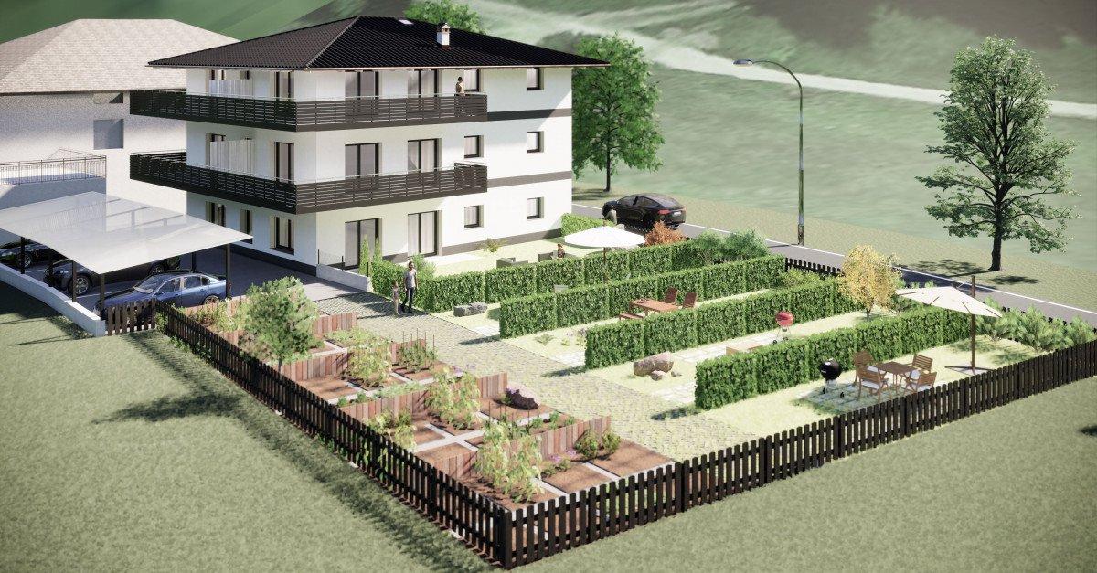 Progetto di ristrutturazione di edificio storico in Alto Adige